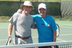 Angel Fire Pickleball Tennis Social